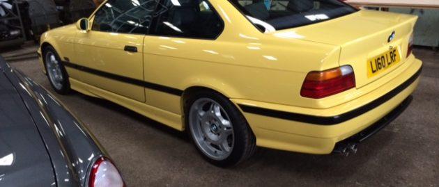 BMW M3 (E36) Coupe